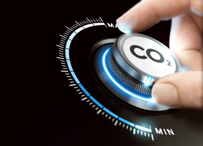 Carbon dioxide, do not deem it as a standard